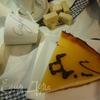 Чизкейк с манго