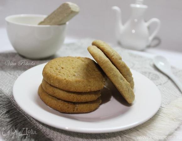 Халвичное печенье