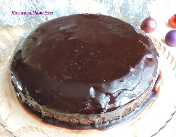 Рецепт пошаговый шоколадный творожный пирог