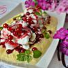 Десерт «Плавающие острова» (ILES FLOTTANTES) c ягодным соусом