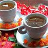 Чай с тмином и имбирем
