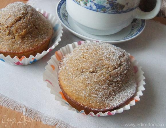Чайные кексы Earl Grey