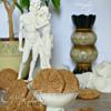 Постное гречнево-ореховое печенье