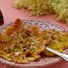 Косматице — оладьи из цветов черной бузины
