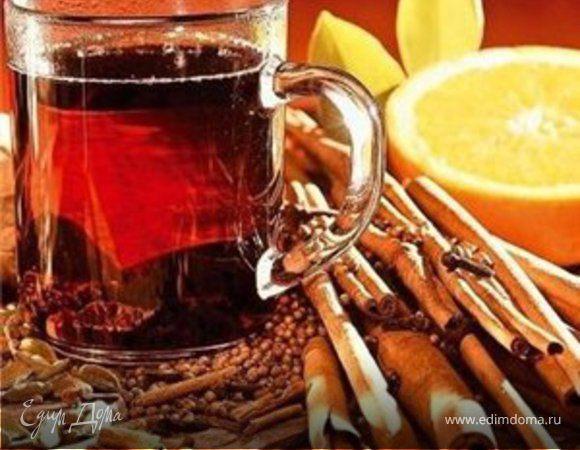Глинтвейн - напиток зимы и осени