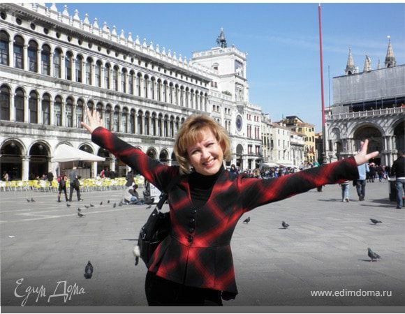 Венеция – рай для влюбленных