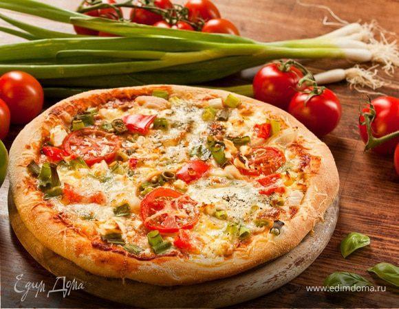 Секреты идеальной пиццы. Про тесто