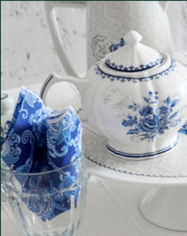 Посуда от Domalina – красота и стиль в каждой детали