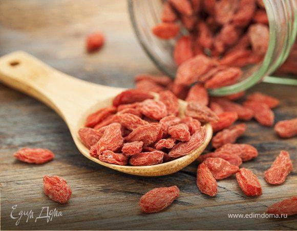 Годжи – ягода счастья