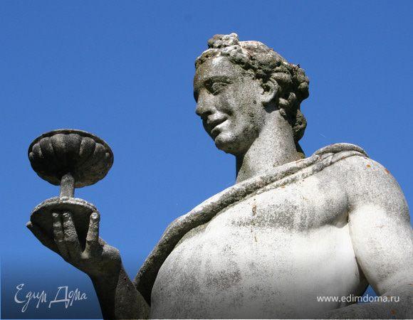 Что ели древние греки, и как им было вкусно