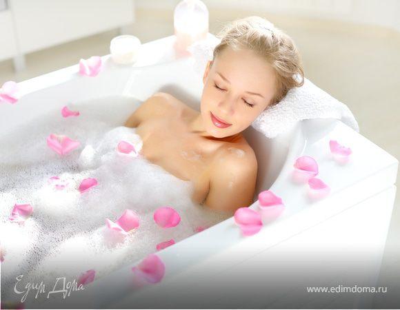 Целебная сила ванны: спа в домашних условиях
