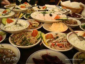Греческие закуски (Часть третья)