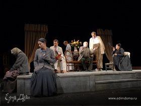 Спектакли в театре Моссовета