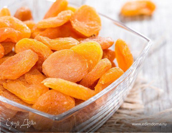 Курага в здоровом питании и кулинарии