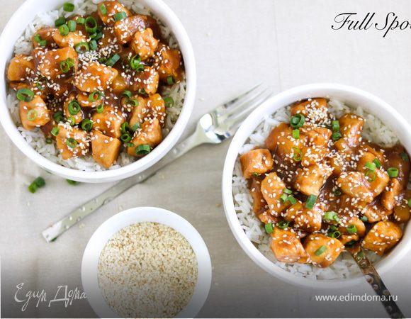 Очень простые и вкусные рецепты с соусом Терияки!