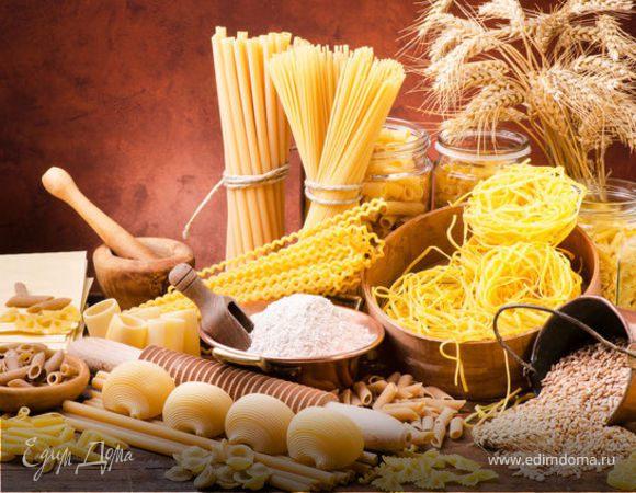 Buon appetito: итальянская паста, я тебя знаю!