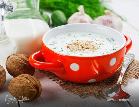 Летний обед: пять рецептов холодных супов на любой вкус