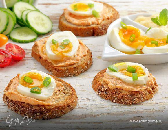 Завтрак в скорлупе: семь интересных рецептов блюд из яиц рецепт с фото