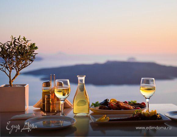Греция — страна, подарившая миру вино