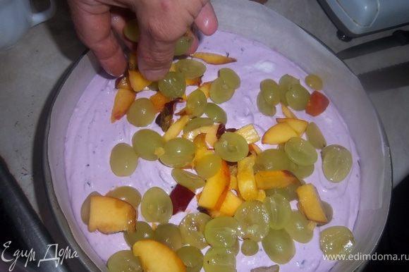 Добавляем фрукты
