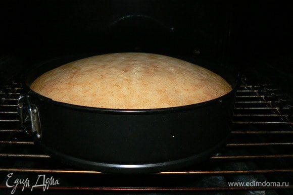выпекать 20-25 мин,в заранее разогретой духовке при 180-200 гр.