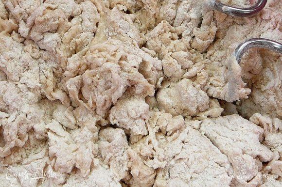 Рецепт приготовления пшенично-ржаного теста здесь http://www.edimdoma.ru/retsepty/42754-hleb-s-maslinami-ot-rishara-bertine