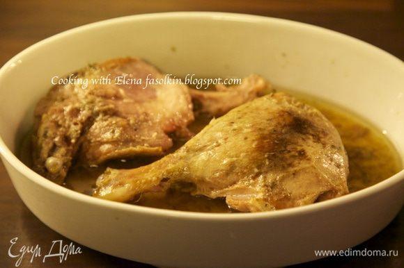 И не спешите выливать этот жир! на нём можно приготовить отменную картошечку.