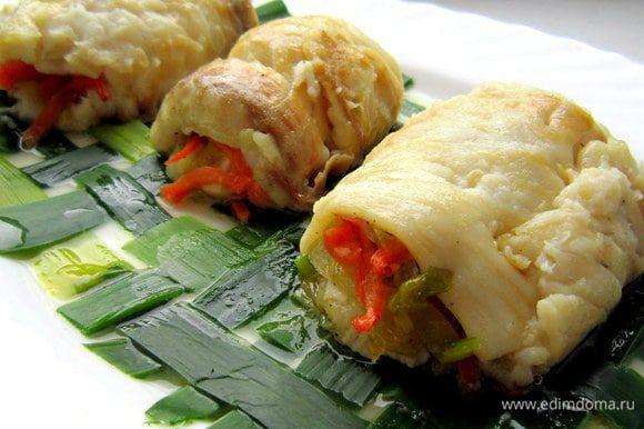 Диетические блюда из камбалы с фото