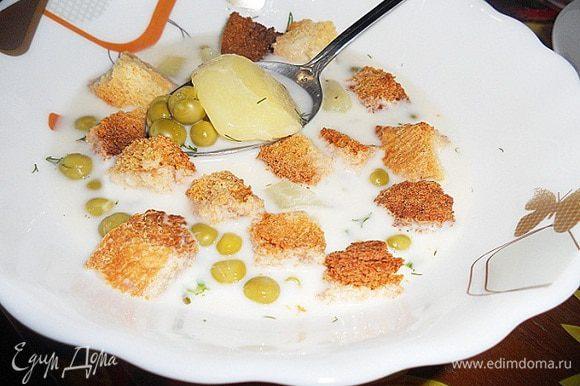 Еще готовила сырный суп от Татьяны S - http://www.edimdoma.ru/retsepty/50288-lyubimyy-syrnyy-supchik-syna - очень вкусный и детям очень понравился.