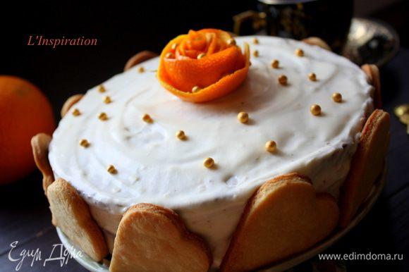 И еще один рецептик тортика на блоге)) Самый популярный торт в нашей семье!