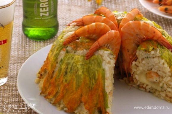 А соблазнило меня на приготовление этого блюда вот это фото, увиденное в интернете!... )))