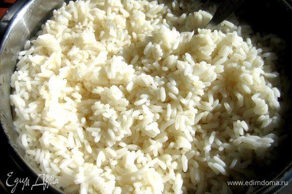 Итак, рис сварится, пока мы готовим основное блюдо...
