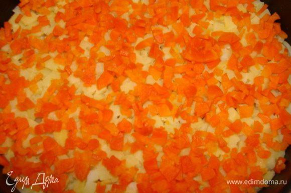 Морковь также.