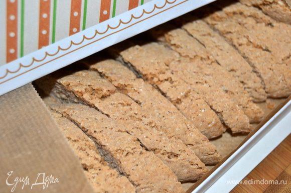 Кантучини (200 г) можно приготовить заранее.http://www.edimdoma.ru/retsepty/61145-kantuchini-cantuccini