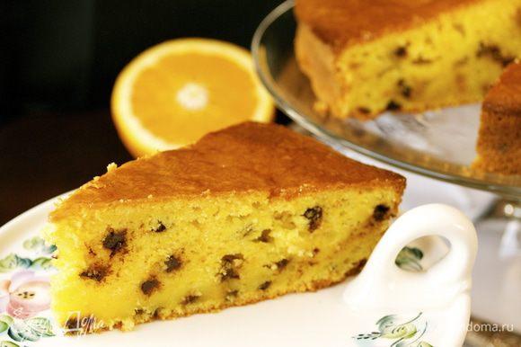 А теперь можно налить себе чашечку чая (кофе), отрезать кусочек пирога и наслаждаться! ;)))