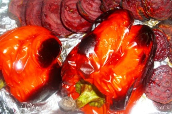 Ароматы потрясающие, я могу такие запеченные овощи есть как самостоятельное блюдо, очень вкусно.