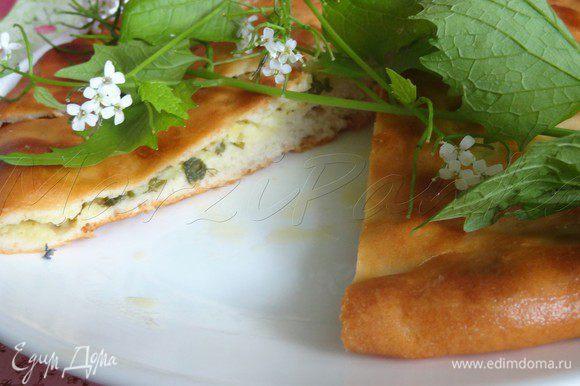 рецепт теста на осетинские пироги видео