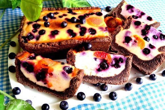 И угощаться всем вкусным тартом)))