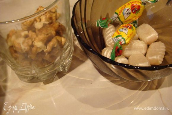 Опара: 100 мл. теплого молока+дрожжи+сахар 4 ст.л.+4-5 ст.л. муки перемешать ,накрыть, через 15 минут поднимется и будет готова. В большую чашу:молоко 150 мл.+сахар что осталось+какао без горки 1 ч.л.+яйцо+масло подсолнечное все перемешиваем+опара и водим постепенно муку,написала примерное кол-во,тесто должно получится мягким. В теплое место на 3 часа,через 1 час чашу встряхнуть,тесто должно подняться 2 раза. Начинка:орехи немного измельчить,конфеты очистить от фантиков))