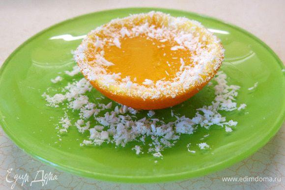 """А это - из серии """"остатки сладки"""" :) В данном случае остался апельсиновый сок."""