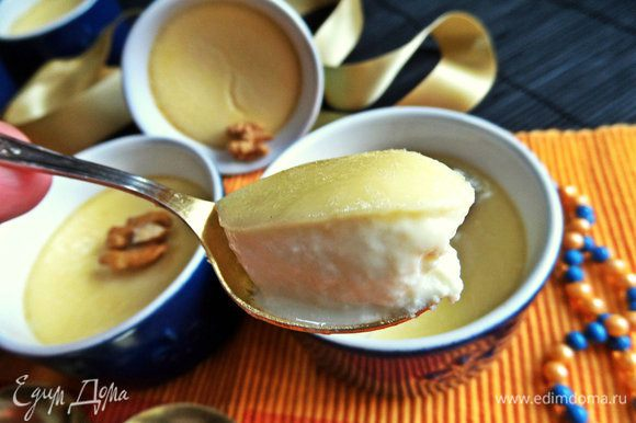 Летом такую креманочку десерта скушать из холодильника, сплошное удовольствие!