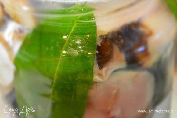 В холодную воду добавить соль и сахар, перемещать до растворения. И залить рыбу. Закрыть крышкой и убрать в холодильник на 2 дня.