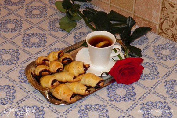 Приятного чаепития!