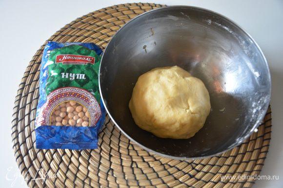 Корзиночки из нута с белковым кремом - пошаговый рецепт с фото на Повар.ру