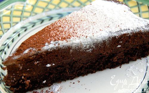 Рецепт Шоколадный пирог