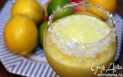 Рецепт Молочный коктейль с манго