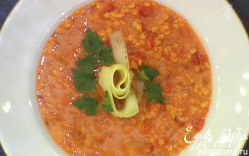 Рецепт Дхал (индийский пряный суп)