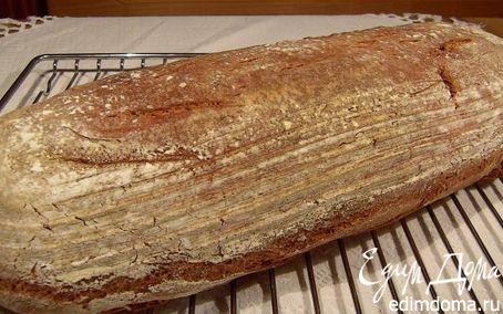 Рецепт Немецкий домашний хлеб