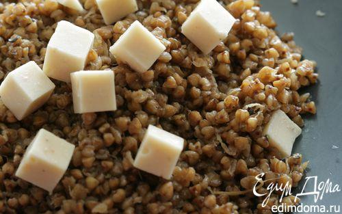 Рецепт Гречка с тофу