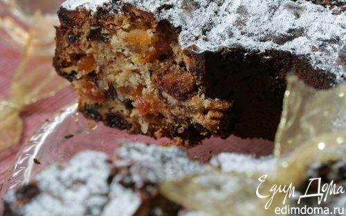 Рецепт Рождественский пирог